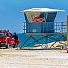 Lifeguard station...