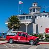 Dutch Miller Historical Lifeguard Station...