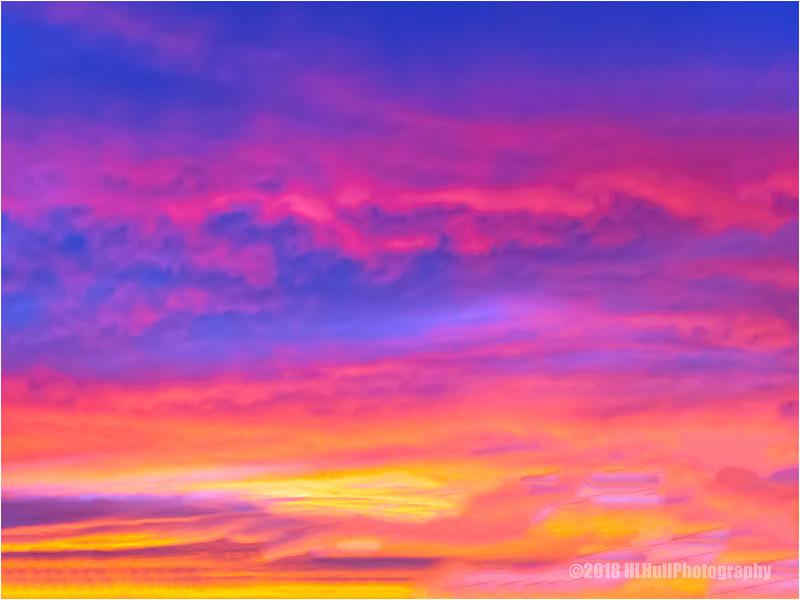Morning sunrise...