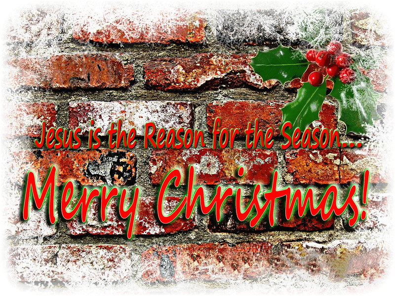 Wishing everyone a Merry Christmas...