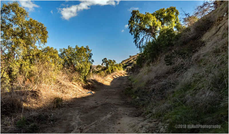Arroyo Pescadero Trail...