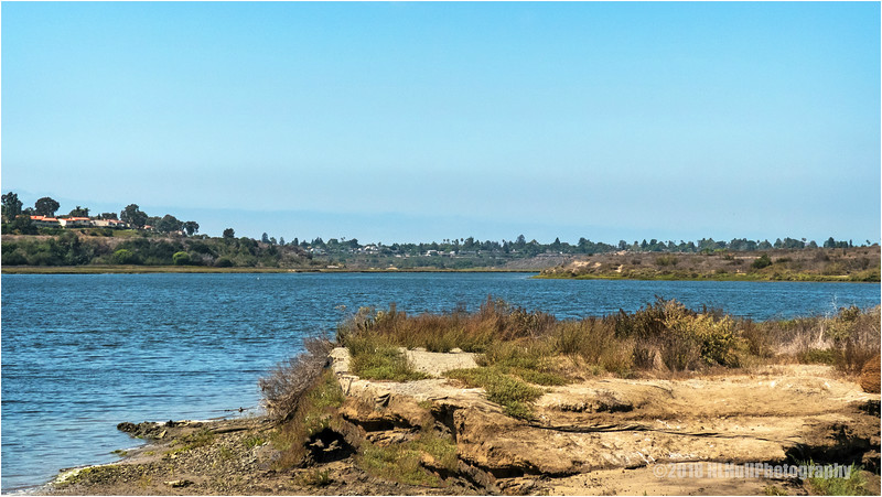 Upper Newport Bay...