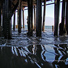 "Under the pier...<br /> <br /> Took this a several weeks ago in Santa Barbara when Carol and I spent our BD week-end there. Still working on editing other pics but will post 4-5 more on the dailies before uploading all the rest. <br /> <br /> My wife and I are planning on attending a health seminar the next 3 evenings after work so my commenting will probably take a hit! Will try and get some commenting in during the day and try and catch up/commence again later in the week. The seminar is being given by Hallelujah Acres, which is a Christian health ministry. I highly recommend their program. If any of you might be interested in more info, their website is  <a href=""http://www.hacres.com"">http://www.hacres.com</a>. Hope everyone has a good week!"