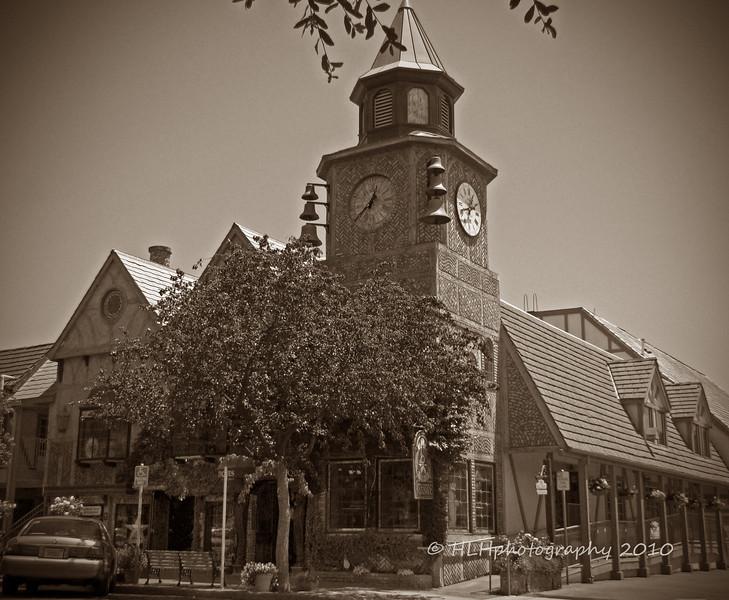 9.10.10<br /> <br /> Solvang Antique Center and Clock Tower<br /> <br /> Solvang, CA