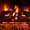 12.23.2010<br /> <br /> Nothing like a fire in the fireplace...even if it's a gas log!