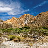 """Whitewater Preserve, Whitewater, CA<br /> The Wildlands Conservancy <a href=""""http://www.wildlandsconservancy.org"""">http://www.wildlandsconservancy.org</a><br /> <br /> Similar to a shot I posted several days ago, here, <a href=""""http://smu.gs/I4OOZx"""">http://smu.gs/I4OOZx</a> , but closer...I like it because of the beautiful color in the mountain contrasted with the blue sky. I'm learning to use my CP filter, which I used in this, and several earlier shots.<br /> <br /> April 24, 2012"""