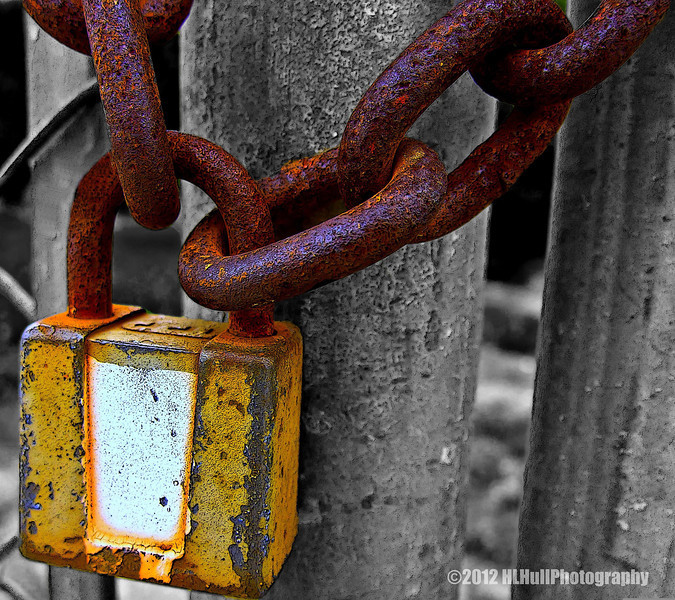 locked up...<br /> <br /> February 2, 2012