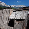 "June 30, 2010 - ""That Weathered Feeling""<br /> <br /> Thanks for all the comments on yesterdays Breck Main Street buildings image.  Here's a contrast shot of what you can find off Main Street in addition to beautifully restored Victorians.<br /> <br /> Shot this while walking some side street alleys off of Main Street while in Breckenridge."