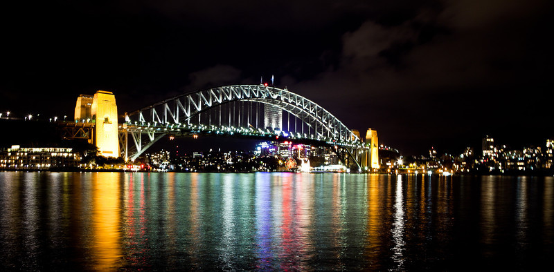 Sydney Harbour Bridge. Would love to be here during New Years!