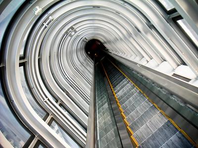 The Everlasting Escalator