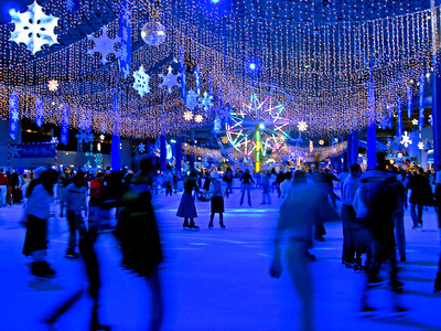 Navy Pier Winter Wonderland