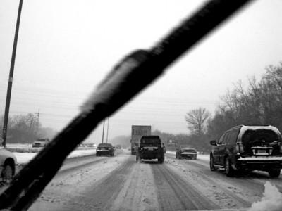 2007-02-13   Blizzard Traffic
