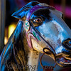"10-26-2011<br /> ""Horsey""<br /> <br /> This is a horse on a very old carousel.  It certainly looks different from the carousels of today.<br /> <br /> Tried a version of processing Dan from Dan and Patti recommended.  I liked the way this one came out.<br /> Have a great day.<br /> Donna"
