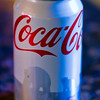 "01-02-2012<br /> ""Icey Cold""<br /> <br /> I love a real ""Coke"" and decided to take a photo of the can setting on my counter.  Light was coming in from the window.<br /> <br /> Happy New Year to all of You!<br /> Donna"