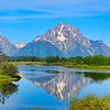 Oxbow Bend - Grand Teton National Park, Jackson Wyoming