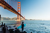 December 3, 2013<br /> Surfing the Golden Gate Bridge, San Francisco, California