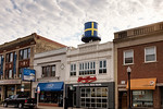 Water tower returns to Andersonville