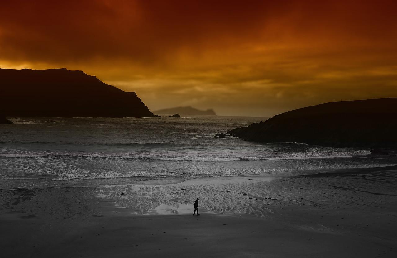 12/02/2011 'Clogher Beach, Dingle Peninsula'