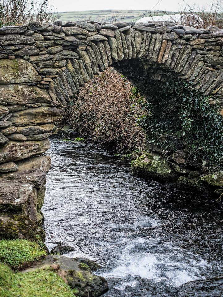 The oldest bridge in Ireland