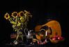 November 11, 2012<br /> Still Life in the Vanitas Tradition.
