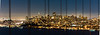 November 18, 2013<br /> City by the Bay, San Francisco through the Golden Gate bridge.