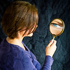 March 20, 2012<br /> Through the Looking Glass<br /> No tricks to this one, just a magnification mirror.