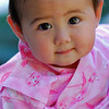 October 5, 2008.<br /> Pretty in pink. Hannah is my sister-in-law Tanya's niece.