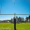September 3, 2011<br /> <br /> Salem Academy had their first football game of the season. They played Orcas Island in Washington State. The trip was long but worth it. The day was beautiful and they had their first victory. I took this photo as Gabe kicked in the extra point after one of the touchdowns! Go Crusaders!!