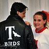 Saturday, May 1st, 2010<br /> <br /> Gabe and Jessie attended their school's Sadie Hawkins event tonight, dressed up as Danny and Sandy from Grease. Here is one of their photos.