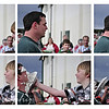 "Sunday, March 14, 2010<br /> <br /> As I continue to review some of the photos from yesterday's carnival, I created another collage from Pie in the Face photos Gabe took. I specifically like the ""splash"" on this one. Needless to say, some of the innocent bystanders got whip cream too. :D"