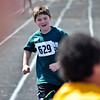Saturday, May 16, 2009.<br /> <br /> I am still going through Eli's Track Meet photos from yesterday, and I came across this one that I really liked... The weather was hot, and it was tough for the kids to be out in the sun running and doing other events. However, all the kids I saw there were having a great time. I guess parents are the ones who were tired and hot from being in the sun :-D