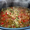 Good Day to Cook a Pot of Chile Verde -- 11/18/14