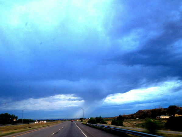 Interesting Clouds -- 07/11/14