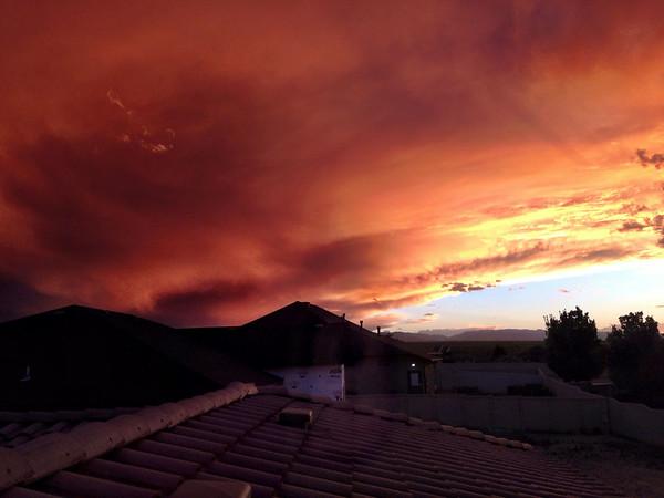 Dramatic Skies -- 08/17/14
