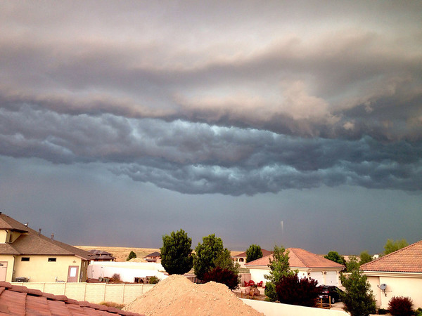 A Storm is Brewing -- 06/08/14