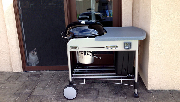 Ready for Grillin'! -- 05/25/14