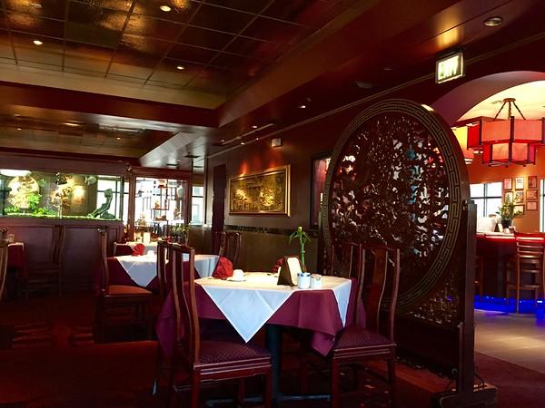 A Beautiful Restaurant -- 09/12/15