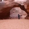 Sand Dune Arch -- 03/13/17