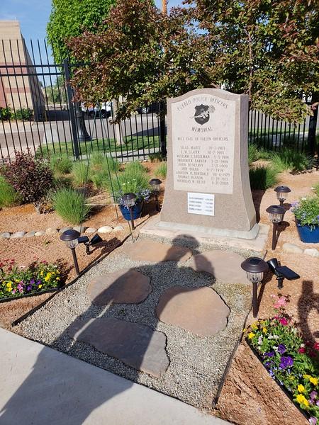 Fallen Officer Memorial -- 05/17/18