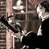 Ellis Paul in concert at the Red Cat in Birmingham, Alabama on 11/25/2011.