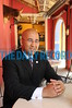 08.01.11 ROCKVILLE, MD. Ahmed R. Ali, M.S., MBA. CEO of TISTA. Portraits in the Rockville restaurant district.(Maximilian Franz/ The Daily Record)