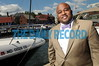 08.23.2011 ANNAPOLIS, MD- Earl Adams, Jr, Chief of Staff for the Office of the Maryland Leiutenant Governor Anthony Brown. Portraits along the Annapolis Waterfront. (The Daily Record/Maximilian Franz).