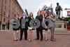7-13-16 BALTIMORE, MD- From Left, Melissa Goldmeier, Jason Plotkin, Kelly Drnec, Dale Cathell, Kari Kelly, Jorge Castillo. (The Daily Record/Maximilian Franz)
