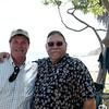 Wade Kelly and Ken Koaski