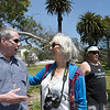 Jim Steele ,Sally Ross and Wayne Costa.