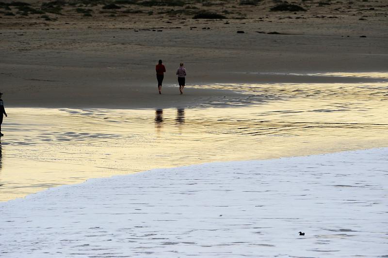 Walking Gold