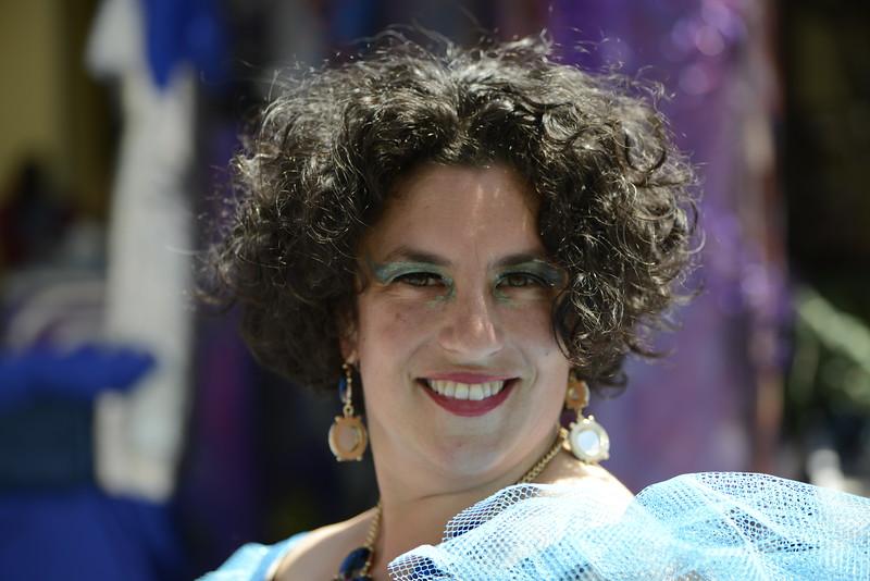 Madame Mayor, Helene Schnieder. Today, MerMayor!
