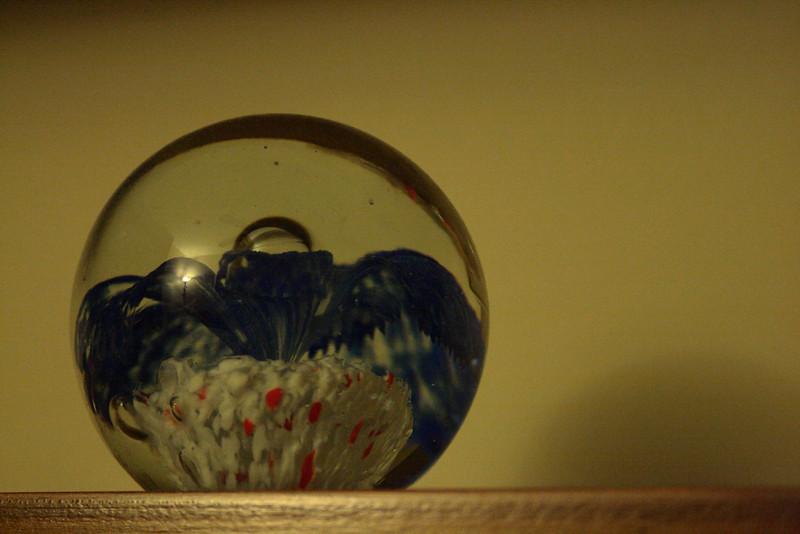Jan. 25: Glass Ball.