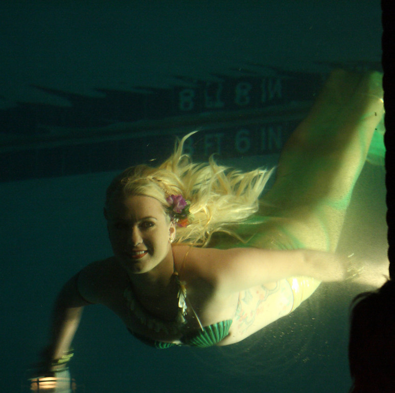 Feb. 19: Mermaid