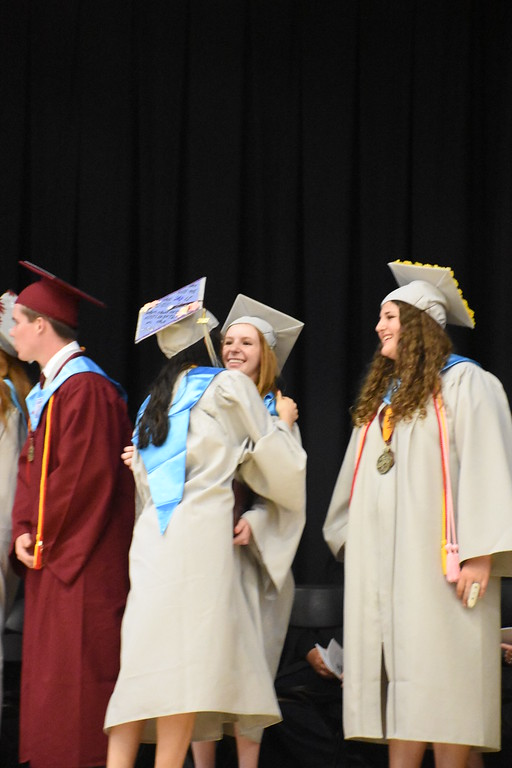 . Chichester\'s Class of 2017 graduated on June 12 at Neumann University.